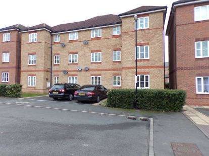 2 Bedrooms Flat for sale in Southmead Way, Walsall, West Midlands, .