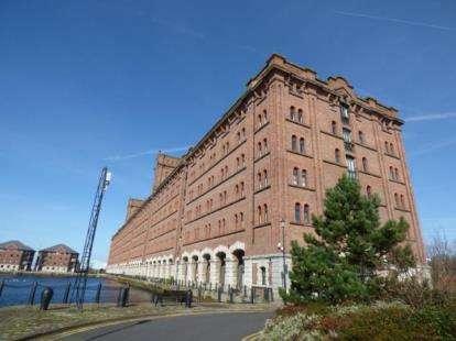 2 Bedrooms Flat for sale in Waterloo Warehouse, Waterloo Road, Liverpool, Merseyside, L3