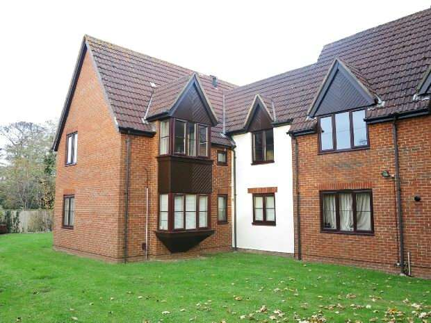 2 Bedrooms Flat for sale in Southern Hill, Reading