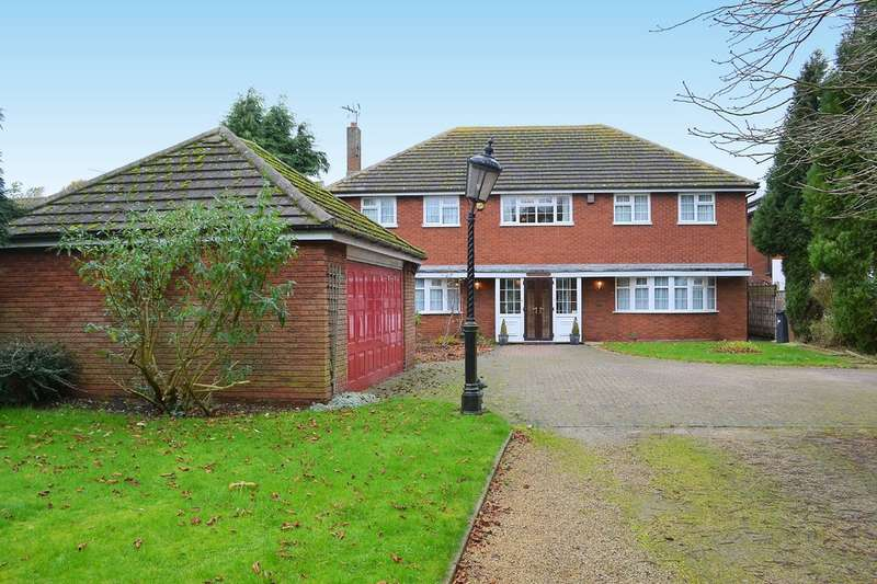 5 Bedrooms Detached House for sale in Lea Croft, Colton, WS15 3NB