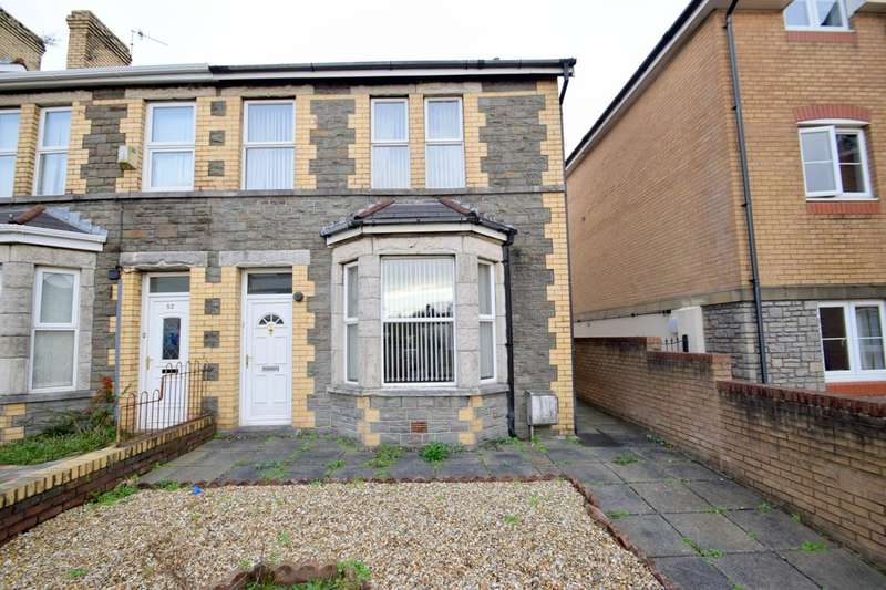 3 Bedrooms Semi Detached House for sale in 50 Coity Road, Bridgend, Bridgend County Borough, CF31 1LR.