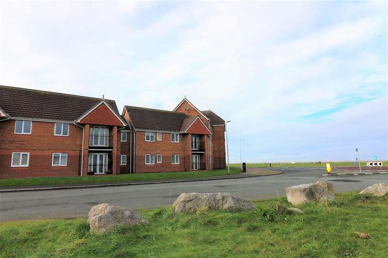 1 Bedroom Flat for sale in Roseate Court, Wallasey, CH45 3QW