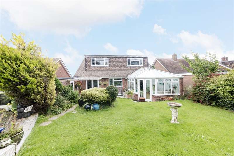 4 Bedrooms Detached House for sale in Heyshott Close, North Lancing, West Sussex, BN15 0QJ
