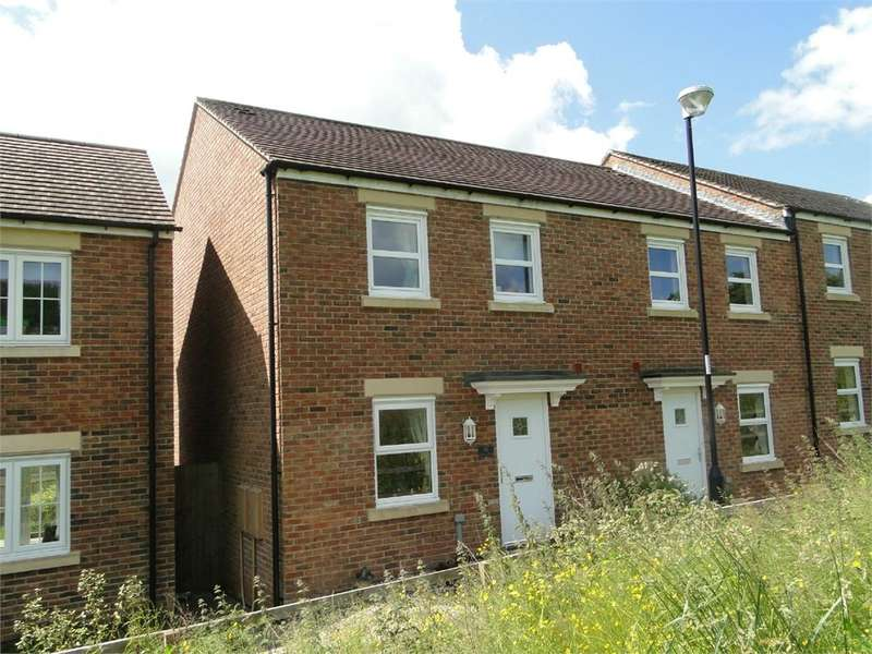 3 Bedrooms End Of Terrace House for sale in Silure View, Usk, NP15