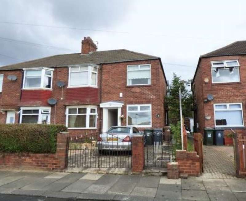2 Bedrooms Apartment Flat for sale in Deneholm, Wallsend, Tyne and Wear, NE28 7HD