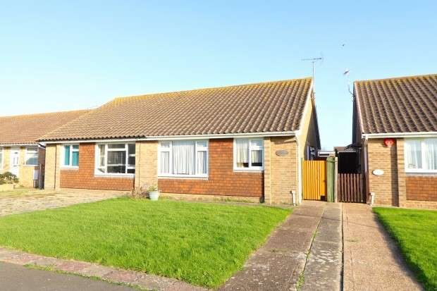 2 Bedrooms Bungalow for sale in Kipling Walk, Eastbourne, BN23
