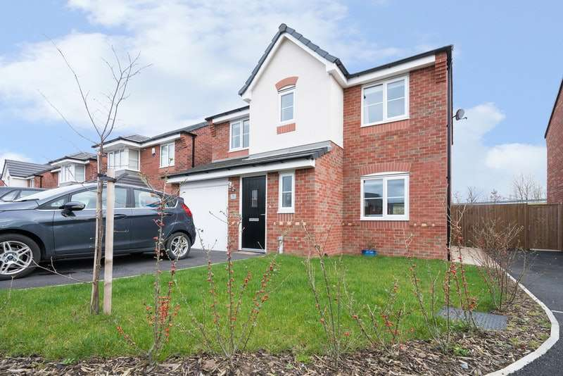 4 Bedrooms Detached House for sale in Messham Close, Broughton, Flintshire, CH4