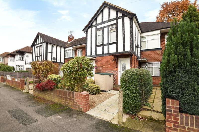 2 Bedrooms Apartment Flat for sale in Beechwood Avenue, Ruislip, Middlesex, HA4