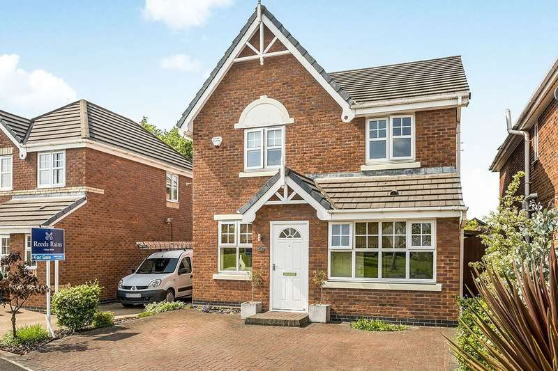5 Bedrooms Detached House for sale in Kirkwood Close, Aspull, Wigan, WN2