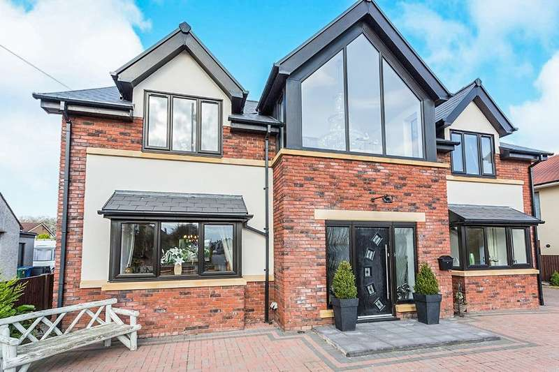 5 Bedrooms Detached House for sale in West Drive, Thornton-Cleveleys, FY5
