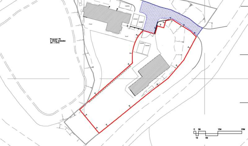 Land Commercial for sale in Great Oaks, Green Lane, Burnham, Slough, Berkshire, SL1 8QA