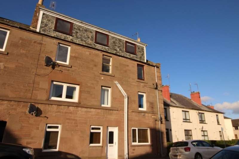 2 Bedrooms Flat for rent in Union Street, Montrose, DD10