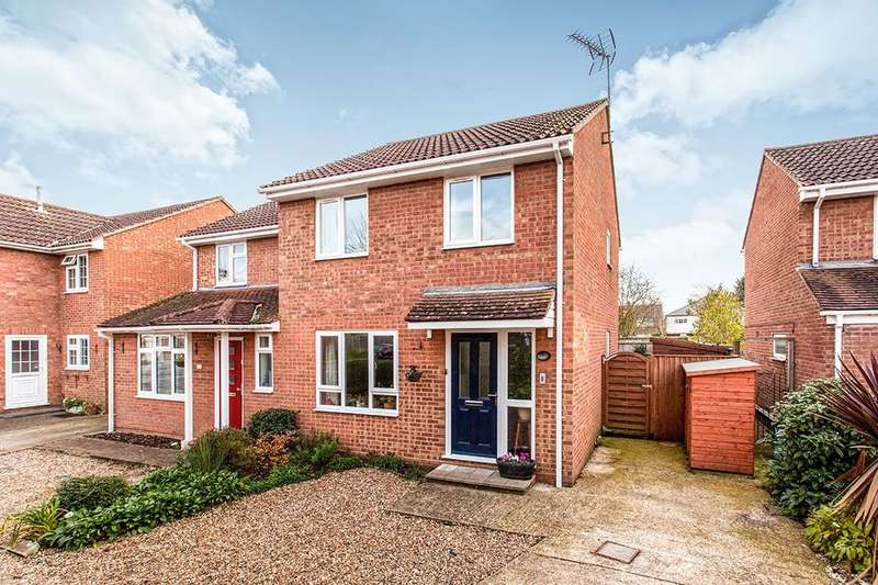 3 Bedrooms Semi Detached House for sale in Le Temple Road, Paddock Wood, Tonbridge, TN12