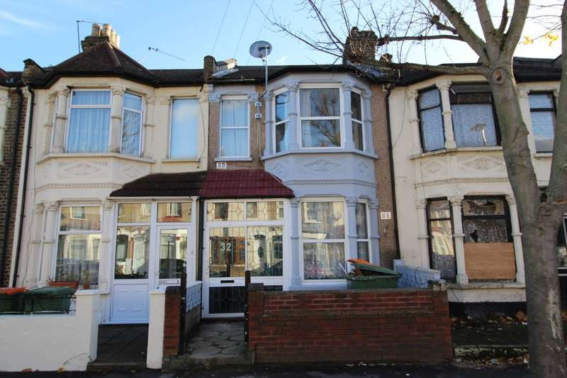 5 Bedrooms Terraced House for sale in Jedburgh Road, London, E13