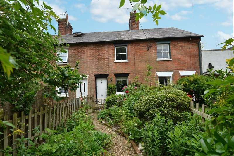 2 Bedrooms Terraced House for sale in Fordingbridge