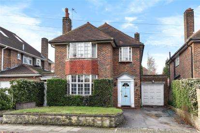 4 Bedrooms Detached House for sale in Little Court, West Wickham