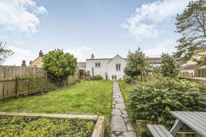 3 Bedrooms Terraced House for sale in Delabole, Cornwall, England