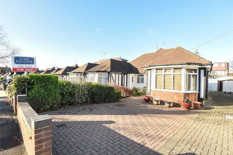 2 Bedrooms Semi Detached Bungalow for sale in Cardinal Road, Ruislip, Middlesex, HA4