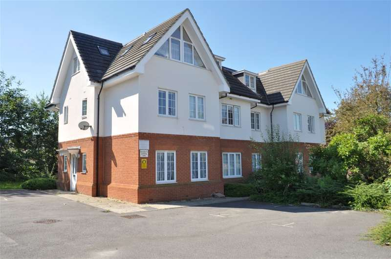 2 Bedrooms Apartment Flat for sale in Furlong Court, 2 Norfolk Road, Uxbridge, UB8