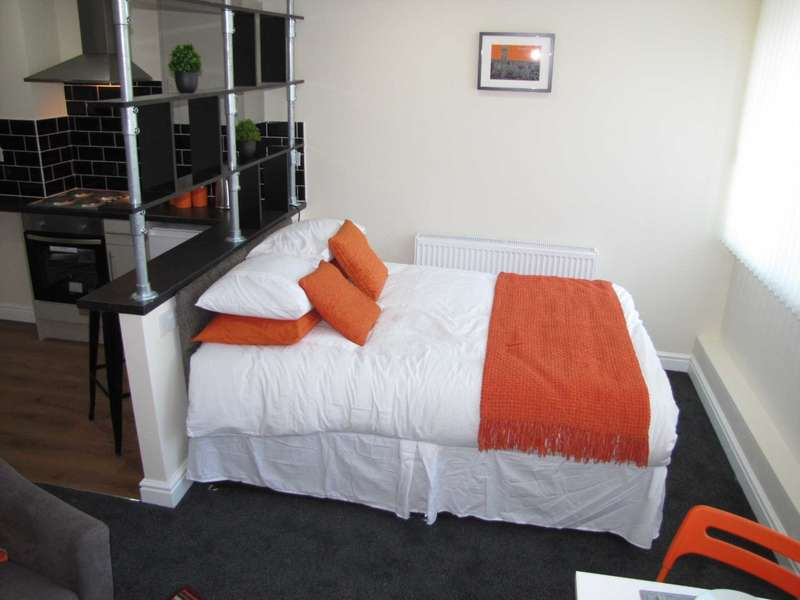 1 Bedroom Apartment Flat for rent in Princegate, Doncaster