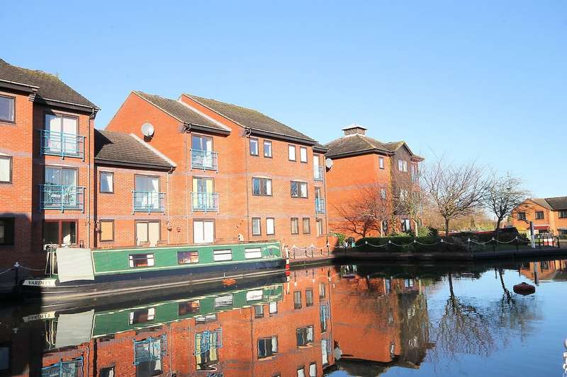 2 Bedrooms Flat for sale in Evans Croft, Fazeley, Tamworth, B78 3QY