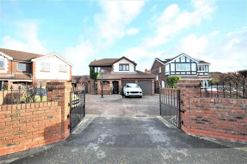 4 Bedrooms Detached House for sale in Anchorsholme Lane East, Thornton Cleveleys, Lancashire, FY5 3BS