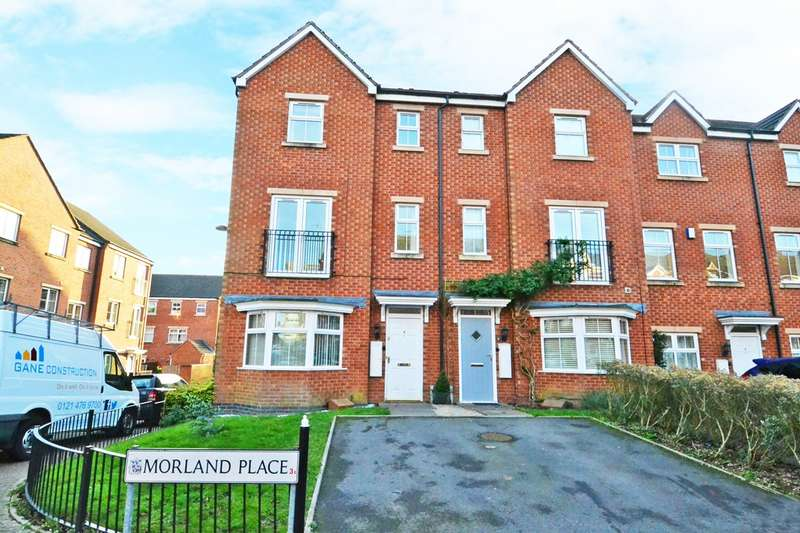 4 Bedrooms Town House for rent in Morland Place, Birmingham, B31
