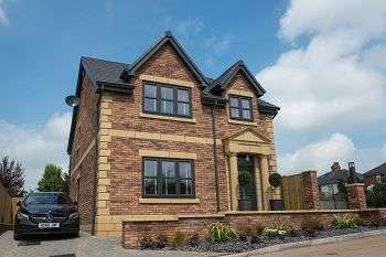 4 Bedrooms Detached House for sale in The Wessex, The Plains, Scotby, Carlisle, CA4 8BD