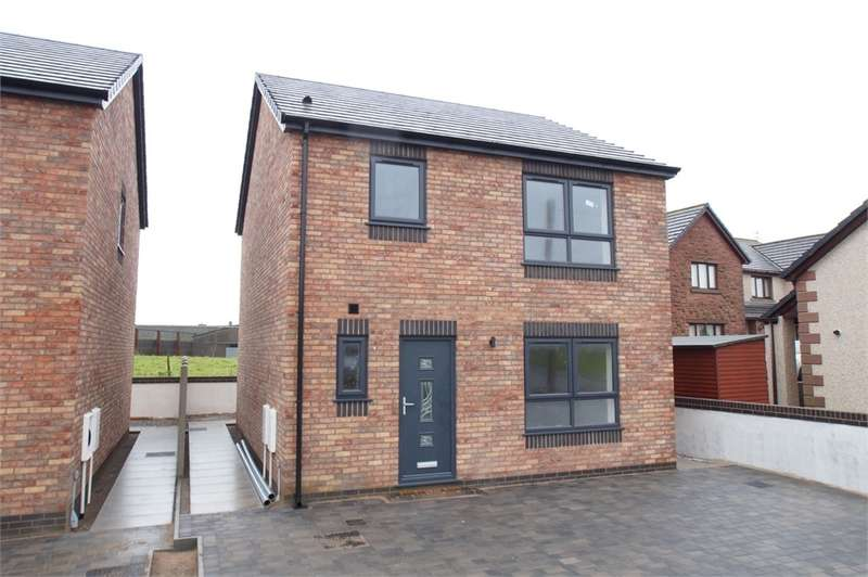 3 Bedrooms Detached House for sale in CA7 3HW Outgang Road, Aspatria, Wigton, Cumbria