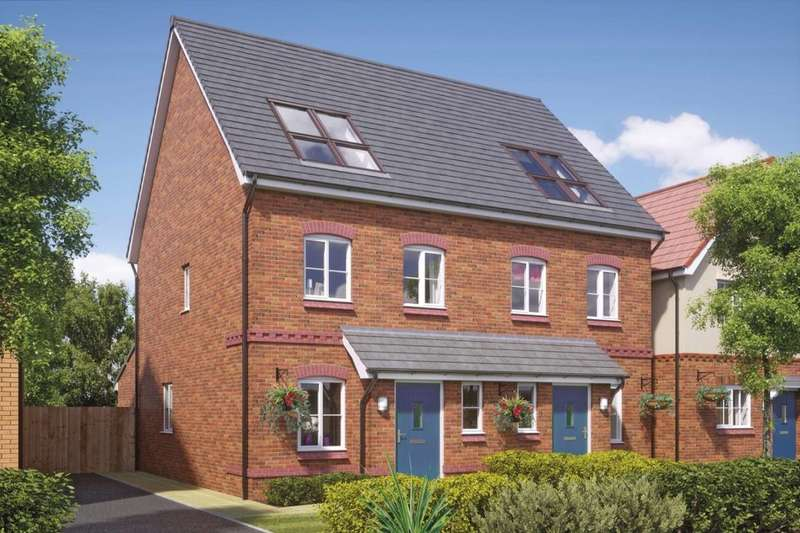 3 Bedrooms Semi Detached House for sale in The New Stamford Gloucester Street, Atherton, Manchester, M46