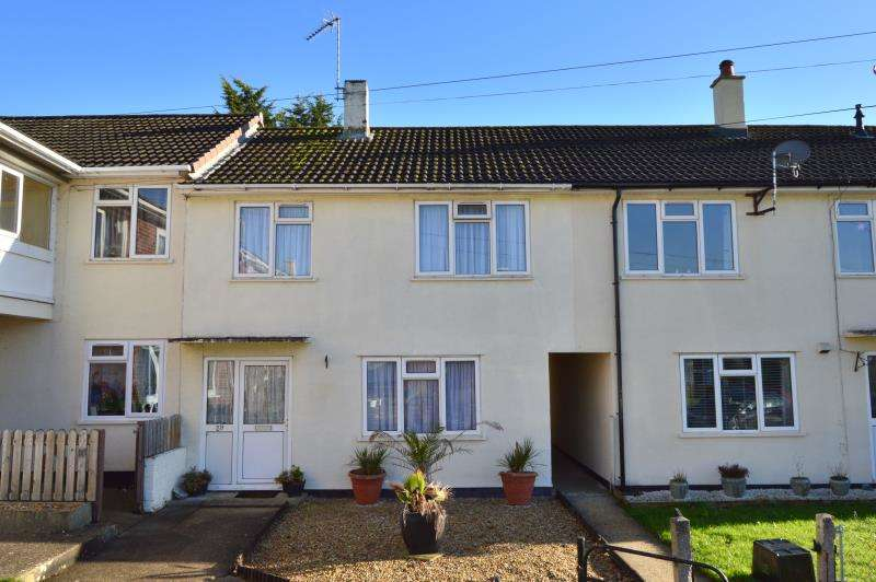 3 Bedrooms Terraced House for sale in Dunster Close, Taunton, Somerset, TA2 8EE