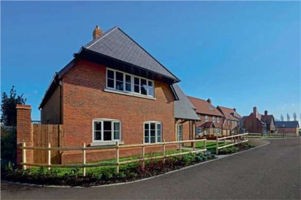 4 Bedrooms Detached House for sale in Upper Froyle, Nr. Farnham, Hampshire
