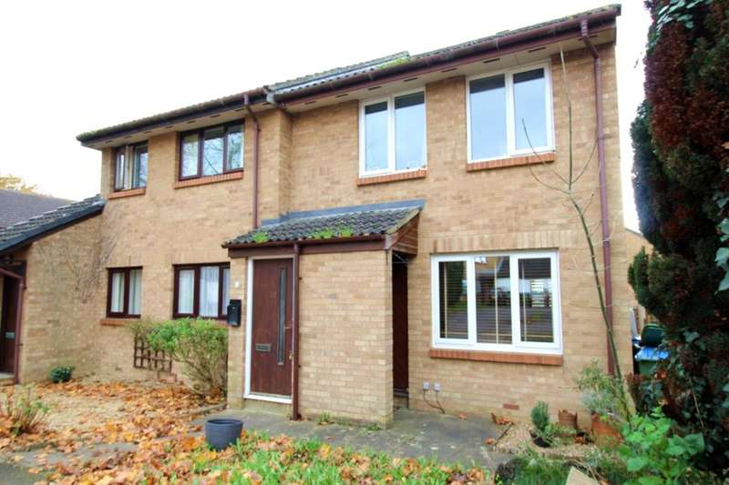 1 Bedroom Flat for sale in Primrose Way, Locks Heath, Southampton, SO31