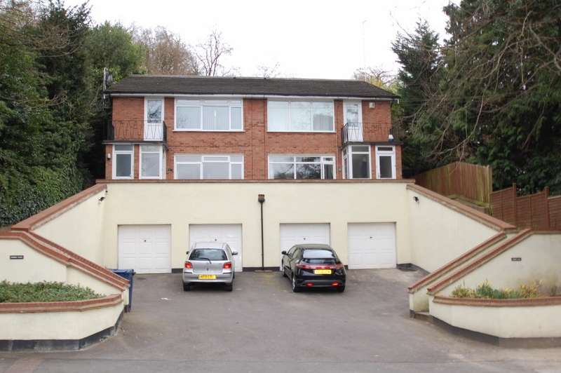 2 Bedrooms Maisonette Flat for sale in Spinney Place, Station Road, Amersham, HP7