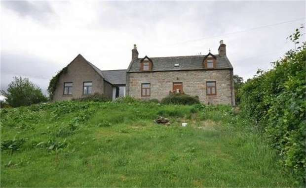 4 Bedrooms Detached House for sale in Aberlour, Moray