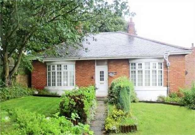 3 Bedrooms Detached Bungalow for sale in Duncombe Bank, Ferryhill, Durham