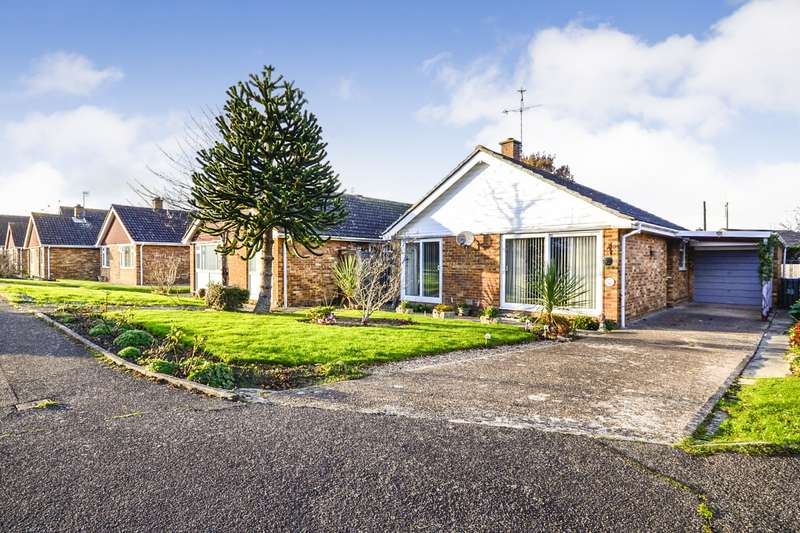 3 Bedrooms Detached Bungalow for sale in Sandown Way, Bexhill On Sea, TN40