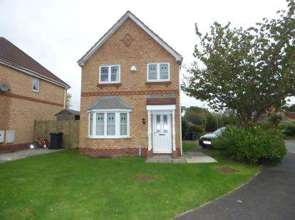 3 Bedrooms Detached House for sale in Penda Drive, Kirkby, Liverpool, Merseyside, L33