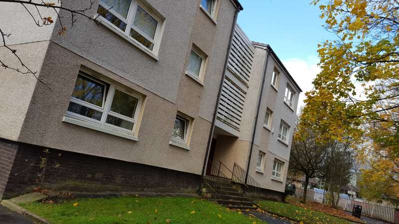 1 Bedroom Flat for rent in Cairnhill Drive, Glasgow