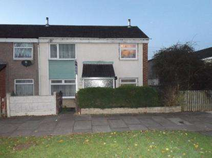 3 Bedrooms End Of Terrace House for sale in Bromford Drive, Hodge Hill, Birmingham, West Midlands