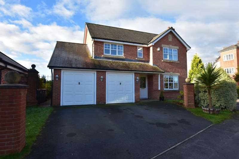 4 Bedrooms Detached House for sale in Greenside, Cottam, Preston, PR4