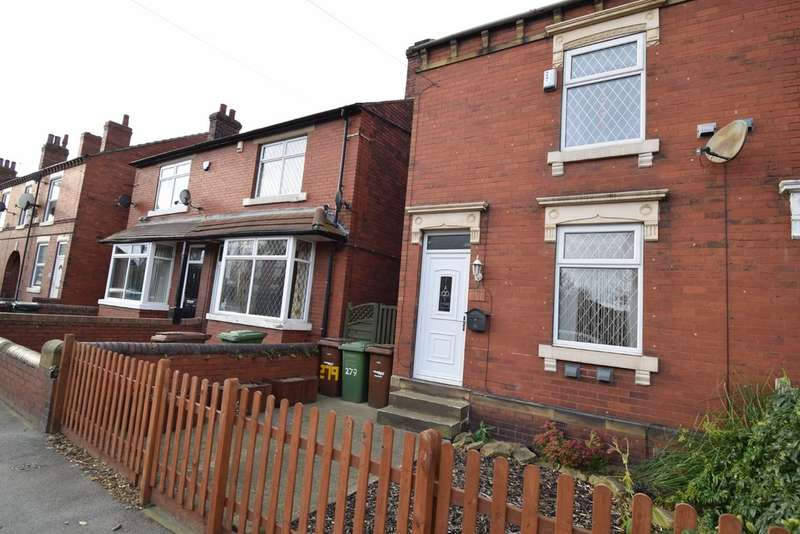 3 Bedrooms End Of Terrace House for sale in Leeds Road, Newton Hill, Wakefield