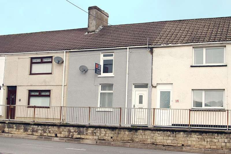 2 Bedrooms Terraced House for sale in Hendre Road, Pencoed, Bridgend. CF35 6TA