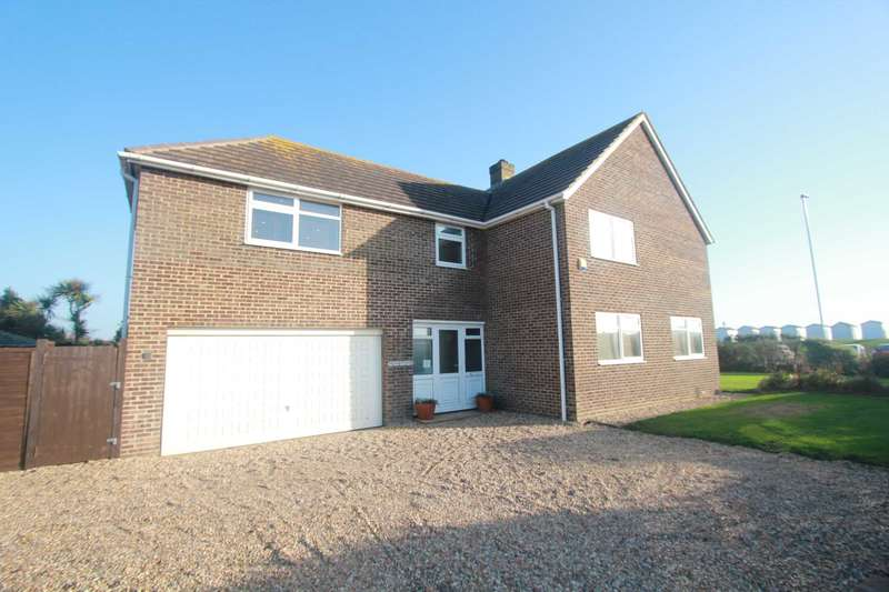 5 Bedrooms Detached House for sale in Alinora Crescent, Goring-By-Sea