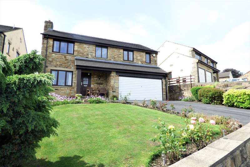 4 Bedrooms Detached House for sale in Random Close, Keighley, BD22 6LZ