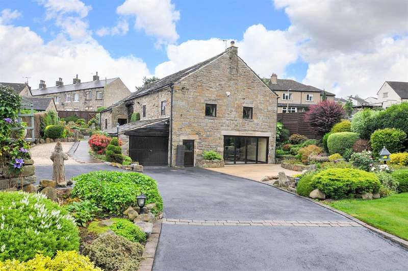 4 Bedrooms Detached House for sale in Bradley Road, Silsden, Keighley, BD20 9NL