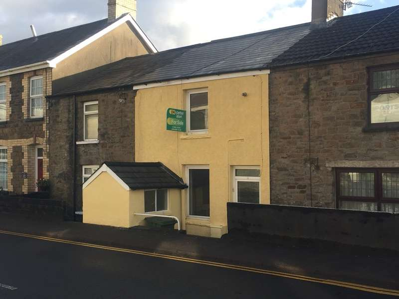 2 Bedrooms Terraced House for sale in Station Terrace, Llantwit Fardre, Pontypridd