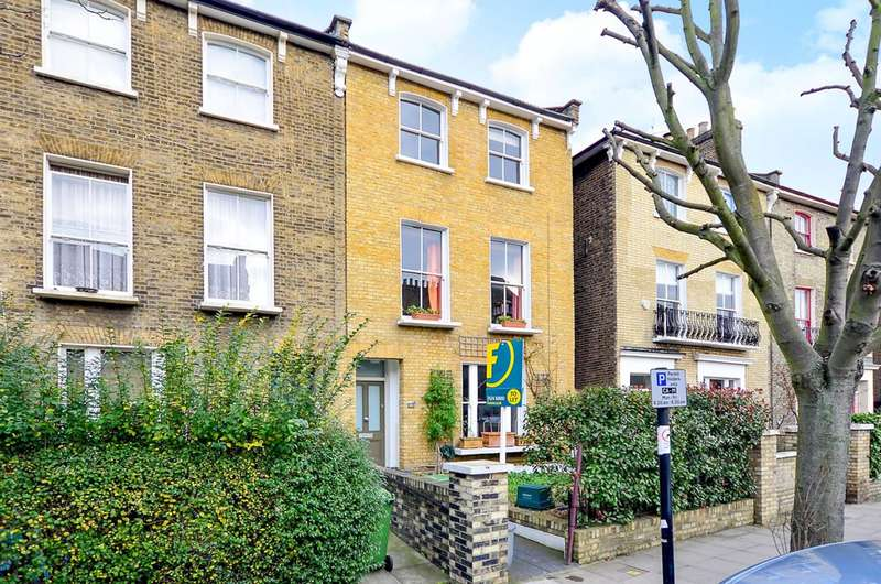 4 Bedrooms House for sale in Patshull Road, Kentish Town, NW5