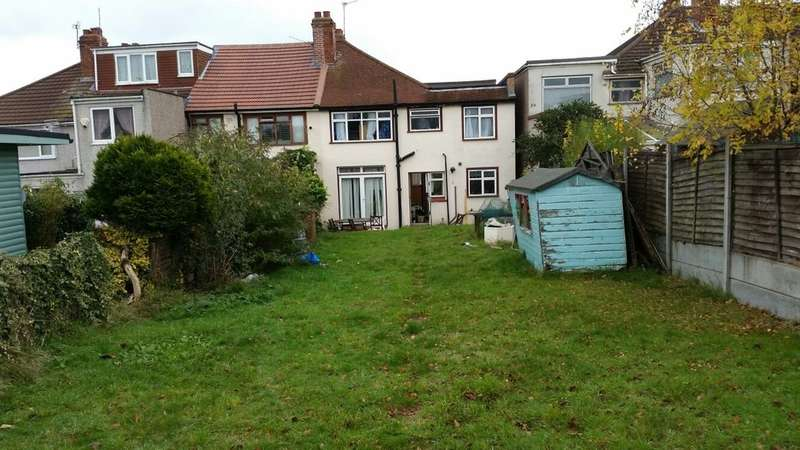 4 Bedrooms End Of Terrace House for rent in Collindale Avenue, Erith