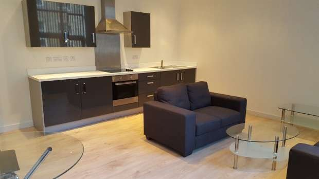 2 Bedrooms Apartment Flat for rent in Apt 109 2 Mill Street, City Centre, BD1
